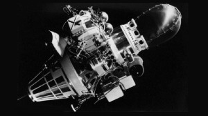 The Soviet Union's E-6 lunar lander. (NASA)
