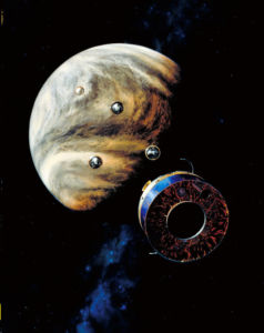 Pioneer_Venus_Multiprobe_spacecraft