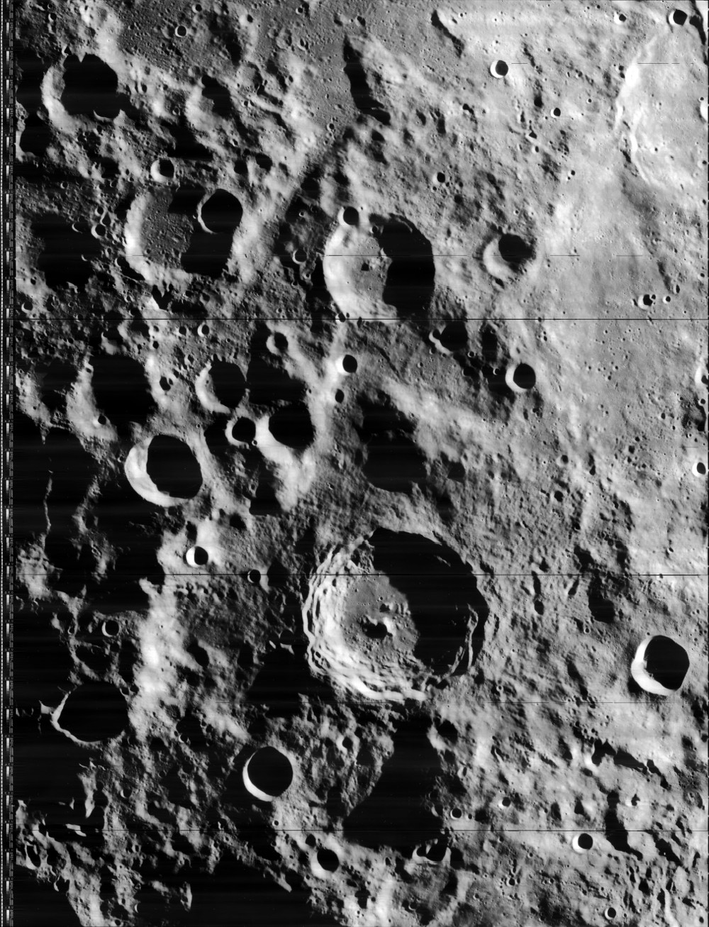 Mapping the Moon The Mission of Lunar Orbiter 4  Drew Ex Machina