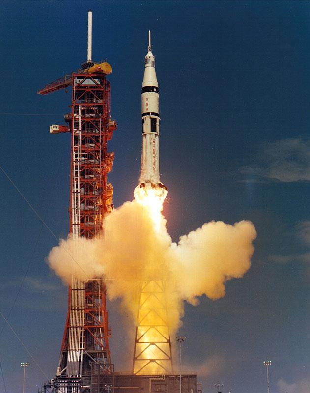 The Largest Launch Vehicles Through History | Drew Ex Machina